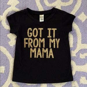 EUC Toddler Girls T-Shirt 24mo